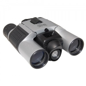 Binoculars with Digital Camera & Camcorder in one