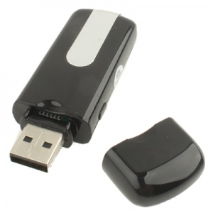 Motion Detection Flash Drive Spy Video Recorder 4GB
