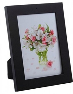Photo Frame with Spy Camera and Motion Detection