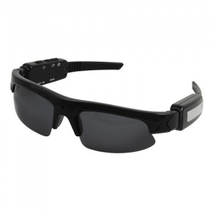HD Spy Sun Glasses Camera Spy Gadget