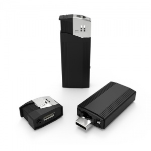 HD Lighter Spy Camera Wi-Fi Home Security