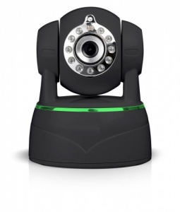 Wireless Internet IP Security Camera with Nightvision