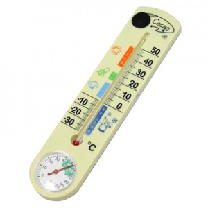 3 in 1 Thermometer Stealth Spy Camera Camcorder