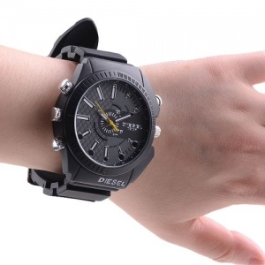 Full HD Infrared 16GB Spy Watch Camera