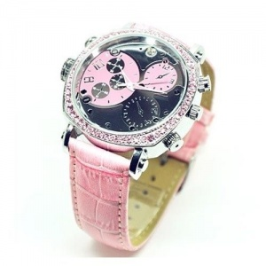 Ladies / Womens HD Spy Watch Camera 8GB HD 1080p