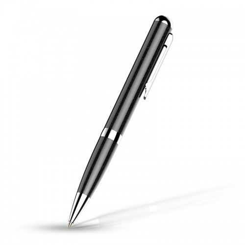 Pen Voice Recorder with Voice Activation
