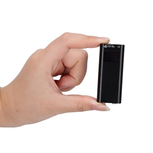 Tiny Sound Activated Voice Recorder 8GB