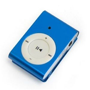 Mini MP3 Player with Hidden Spy Camera & DVR