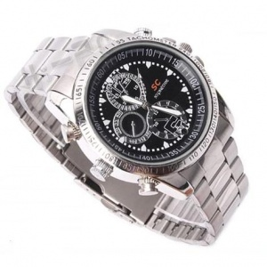 HD Spy Watch Digital Video Camera 8GB
