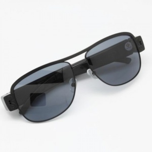 HD Hidden Spy Video Camera In Sunglasses 720p