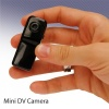 Mini Spy Video Camera with Voice Activation