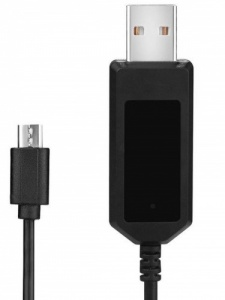 USB Cable with Built in Spy Video Camera & Motion Detection
