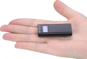Tiny Voice Recorder with Voice Activation