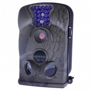Wildlife Camera Camcorder Video Recorder 12MP Camouflaged IR Night/Day