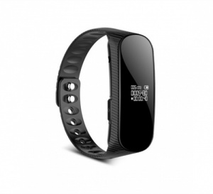 Wristband Voice Recorder with 48 hours of Recording Memory