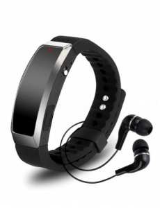 Wristband Spy Voice Recorder with 48 hours of Recording Memory